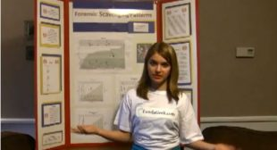 8th grader uses crowdsourcing to fund science fair project